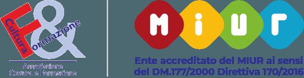Associazione Cultura & Formazione Logo